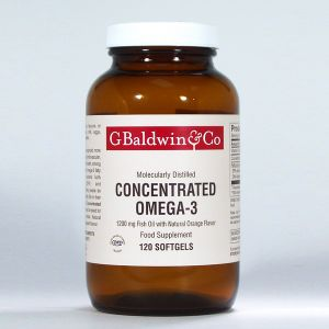 Baldwins Concentrated Omega-3