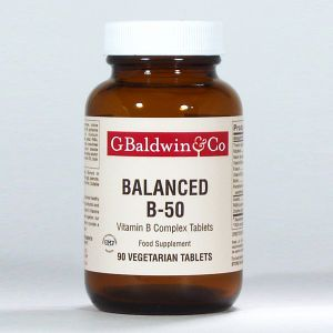 Baldwins Balanced B-50 90 Tablets