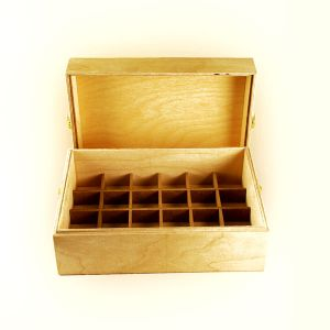 Baldwins Wooden Box 24 X 25ml