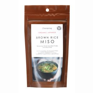 Clearspring Organic Brown Rice Miso Puree' 300g