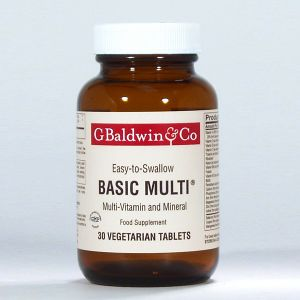 Baldwins Basic Multi 30 Tablets