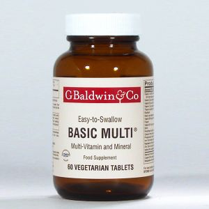 Baldwins Basic Multi 60 Tablets