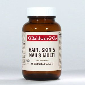 Baldwins Hair, Skin, & Nails Multi