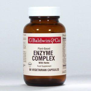 Baldwins Enzyme Complex 90 Vegecaps
