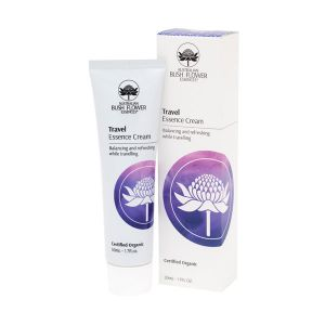 Australian Bush Flower Essences Organic Travel Moisturiser 50ml