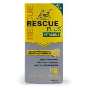 Bach Flower Remedy Rescue Plus Spray 20ml