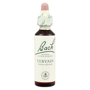 Bach Flower Remedy Vervain