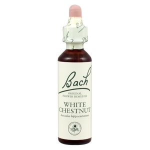 Bach Flower Remedy White Chestnut
