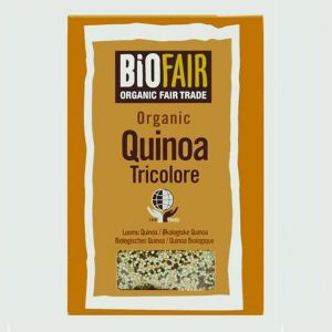 Biofair Organic Fair Trade Quinoa Tricolore 500g
