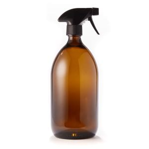 Baldwins Syrup Bottle With Trigger Spray Top 1000ml