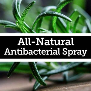 Baldwins Remedy Creator - All-Natural Antibacterial Spray