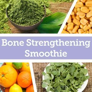 Baldwins Remedy Creator - Bone Strengthening Smoothie
