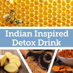 Baldwins Remedy Creator - Indian Inspired Detox Drink