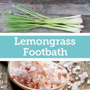 Baldwins Remedy Creator - Lemongrass Footbath
