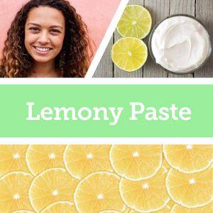 Baldwins Remedy Creator - Lemony Paste