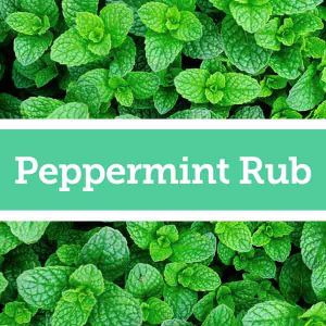 Baldwins Remedy Creator - Peppermint Rub