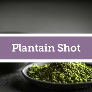 Baldwins Remedy Creator - Plantain Shot