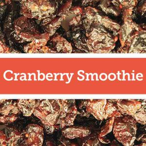 Baldwins Remedy Creator - Cranberry Smoothie