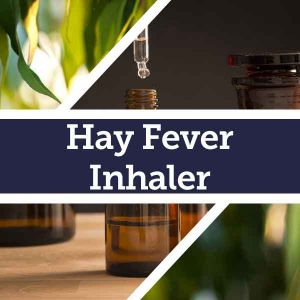 Baldwins Remedy Creator - Hay Fever Inhaler