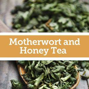 Baldwins Remedy Creator - Motherwort and Honey Tea