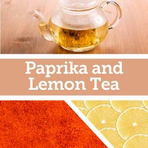 Baldwins Remedy Creator - Paprika and Lemon Tea