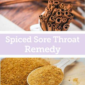Baldwins Remedy Creator - Spiced Sore Throat Remedy