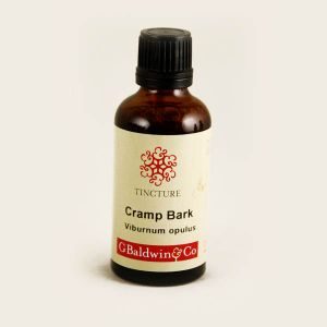 Baldwins Cramp Bark ( Veburnum Opulus ) Herbal Tincture