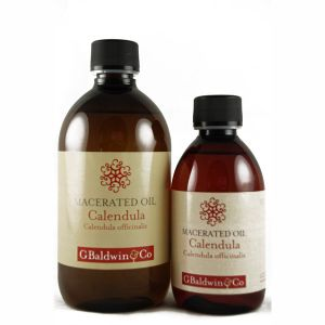 Baldwins Calendula Macerated Base Oil