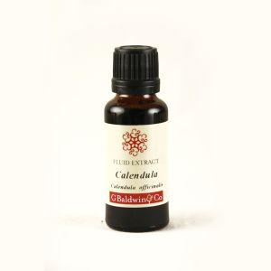 Baldwins Calendula ( Marigold ) ( Calendula Officinalis ) Herbal Fluid Extract