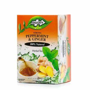 Dalgety Caribbean Peppermint & Ginger 18 Tea Bags