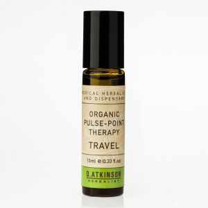 D. Atkinson Herbalist Organic Pulse Point Therapy Travel 10ml