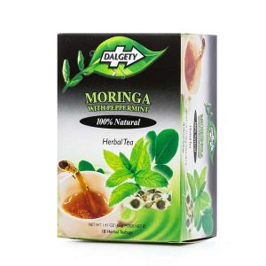 Dalgety Moringa with Peppermint 18 Tea Bags