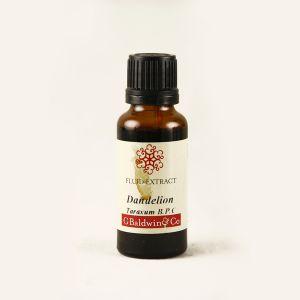 Baldwins Dandelion Root  ( Taraxicum Officinale ) Herbal Fluid Extract