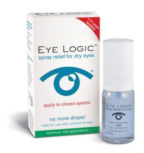 Eye Logic Spray Relief For Dry Eyes 10ml