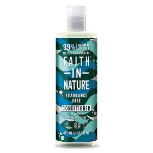 Faith In Nature Fragrance Free Conditioner 400ml