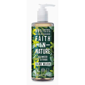 Faith In Nature Seaweed Hand Wash 400ml