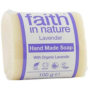 Faith In Nature Lavender Soap 100g