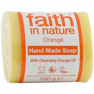 Faith In Nature Orange Soap 100g