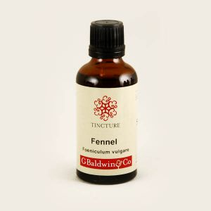 Baldwins Fennel (seed) ( Foeniculum Vulgare ) Herbal Tincture