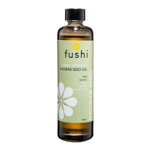 Fushi Organic Cold-Pressed Baobab Seed Oil 100ml