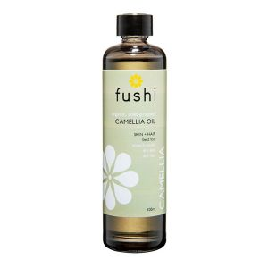 Fushi Organic Cold-Pressed Camellia Oil 100ml