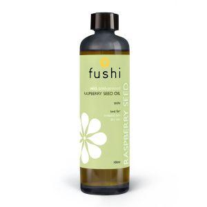 Fushi Organic Cold-Pressed Raspberry Seed Oil 100ml