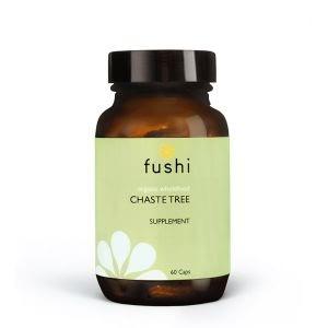 Fushi Organic Fresh Ground Chaste Tree 60 Vegetarian Capsules