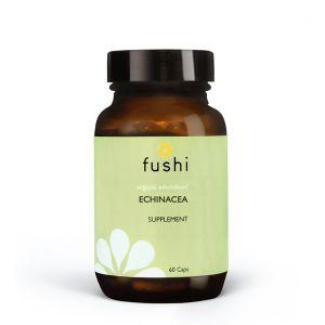 Fushi Organic Wholefood Echinacea 60 Vegetarian Capsules