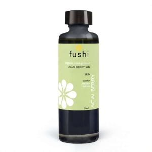Fushi Fresh Pressed Organic Acai Berry Oil 50ml