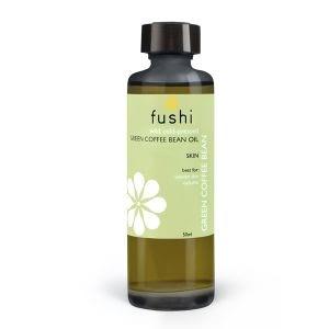 Fushi Fresh Pressed Wild Harvested Green Coffee Bean Oil 50ml