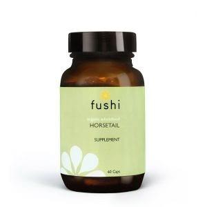 Fushi Organic Fresh Ground Horsetail 60 Vegetarian Capsules