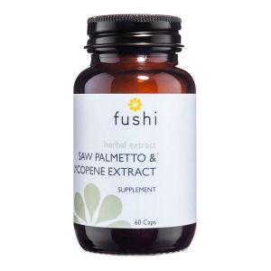 Fushi Saw Palmetto & Lycopene Extract 60 Capsules