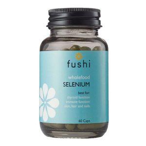 Fushi Wholefood Selenium 60 Vegetarian Capsules