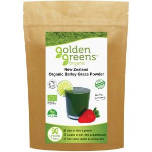 Golden Greens Organic Barley Grass Powder 100g